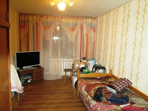 Продается комната 17кв.м. г.Жуковский ул.Строительеная - Фото 1