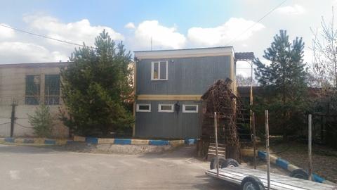 Продается производстенно-складской комплекс 1200 м в г. Бронницах - Фото 5