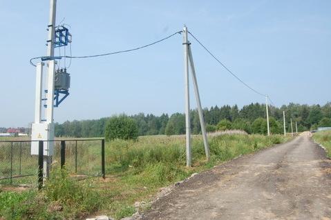 Участок, Волоколамское ш, Новорижское ш, 25 км от МКАД, Ленино. . - Фото 2
