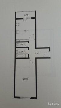 Купить крупногабаритную квартиру в Пикадилли, Новороссийск. - Фото 4