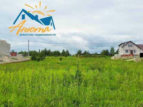 Продается участок 10 соток в деревня Ротманово Калужской области - Фото 1