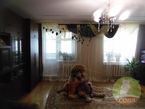 Продажа квартиры, Богандинский, Тюменский район, Октября - Фото 1