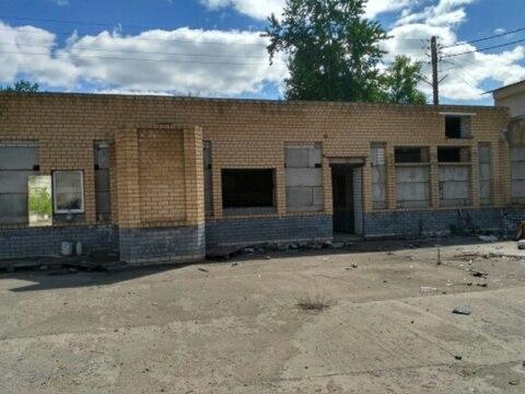 Продам, индустриальная недвижимость, 1241,0 кв.м, Канавинский р-н, . - Фото 1