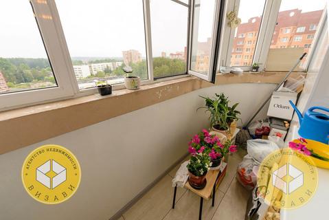2к квартира 74 кв.м. Звенигород, мкр. Пронина дом 9 - Фото 2