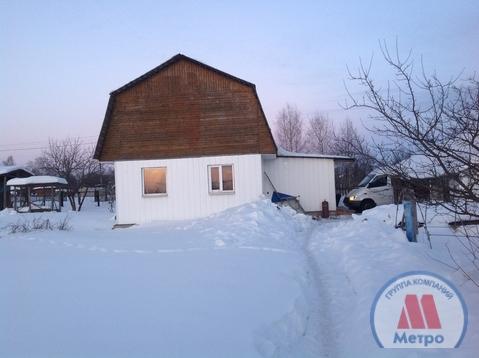 Дома, дачи, коттеджи, СНТ Еремеевское, Центральная, д.1 - Фото 1