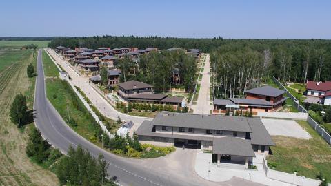 Продажа коттеджного поселка в Московской области - Фото 5