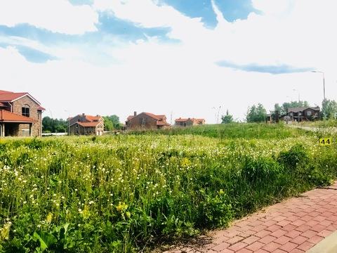 Участок 10 соток в готовом поселке, всего в 15 км. по Киевскому шоссе! - Фото 5