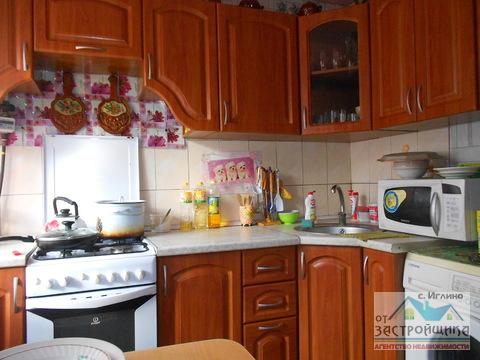 Продам 3-к квартиру, Иглино, улица Строителей 23 - Фото 1