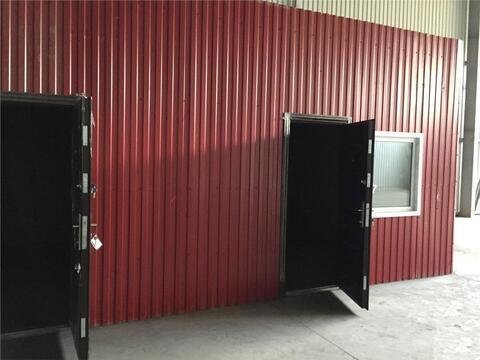 Новый теплый склад площадью 2278 кв.м. Ул.Российская, р-н Ленты, - Фото 4