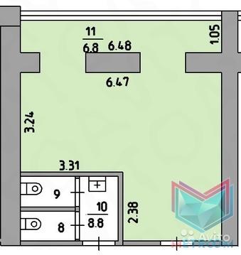 Готовое помещение 37 м2, от собственника - Фото 3