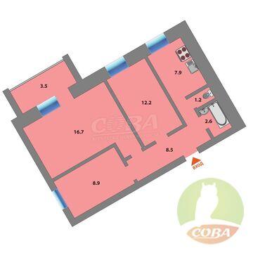 Продажа квартиры, Ишим, Ишимский район, Ул. Ленина - Фото 1