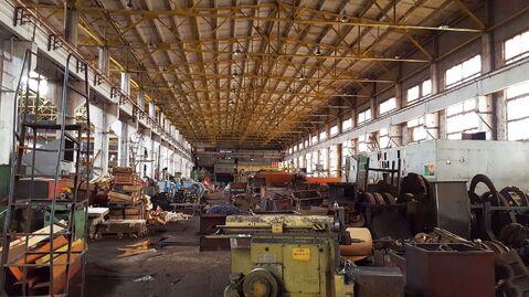 Производственный корпус 20 тыс кв.м в Иваново - Фото 1