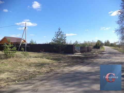 Земельный участок в деревне Бережки ул.Малая д.1 Киржачский район - Фото 3