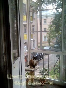 Двухкомнатная Квартира Москва, улица Коцюбинского, д.5, корп.2, ЗАО - . - Фото 1