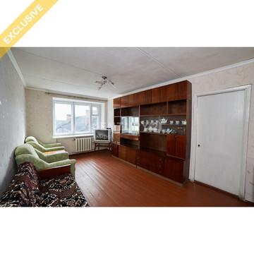 Продажа 3-к квартиры на 3/3 этаже в п. Шуя на ул. Советская, д. 4 - Фото 1