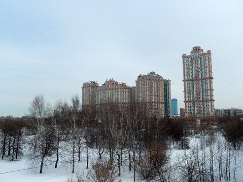 Продам 6-к квартиру, Москва г, Авиационная улица 79к1 - Фото 4