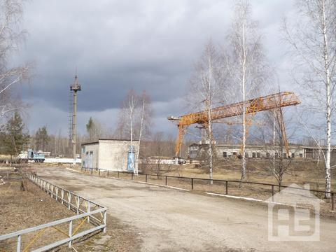 Завод по изготовлению м/к и деревянных опор лэп и связи г.Сергач - Фото 5