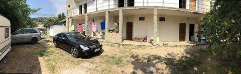 Алушта, центр с.Солнечногорское мини гостиница 10 сот - Фото 2
