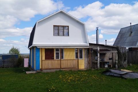 Продажа дома, 82 м2, сдт. Елпаши - Фото 1
