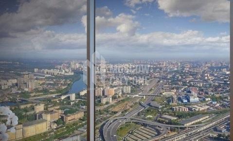Апартаменты в Башне Федерация Восток 79 м2 69 этаж - Фото 5