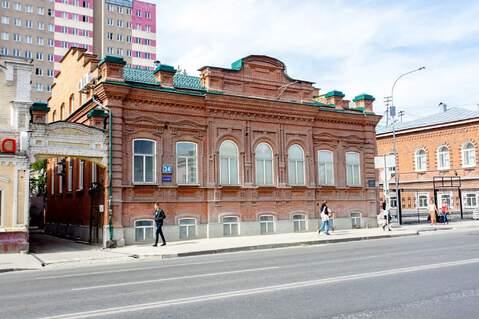 Аренда офиса 630 м2, м.Площадь 1905 года - Фото 1