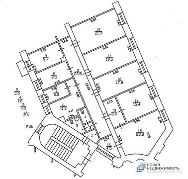 Продается коммерческое помещение 176м2 ул.Новгородская д.5 - Фото 2