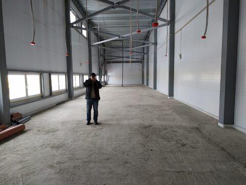 Новый складской комплекс 2475 кв.м,5 ворот доквелеров - Фото 4
