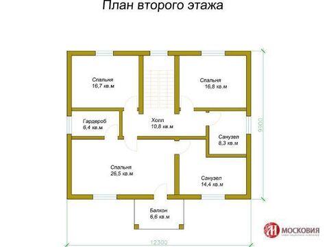 Дом 237,5 кв.м, Н.Москва - Фото 3