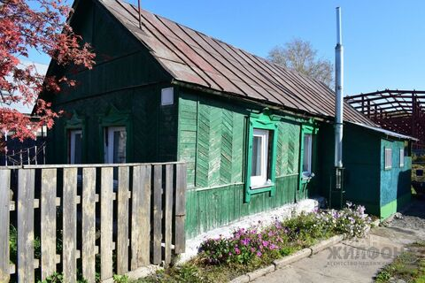 Продажа дома, Новосибирск, м. Речной вокзал, Ул. Сокольническая - Фото 1