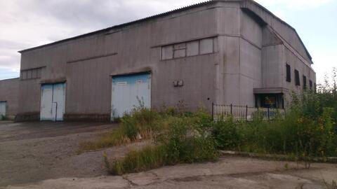 Производственная база 3000кв.м. 3 цеха. 2,5га.жд тупик - Фото 3