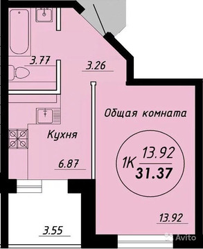 Объявление №1846391: Продажа апартаментов. Беларусь