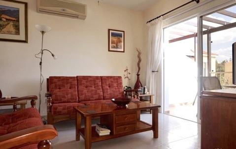 Прекрасный трехкомнатный Апартамент на верхнем этаже в Пафосе - Фото 5