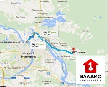 Продажа участка, Борский район, Центральная ул. - Фото 1