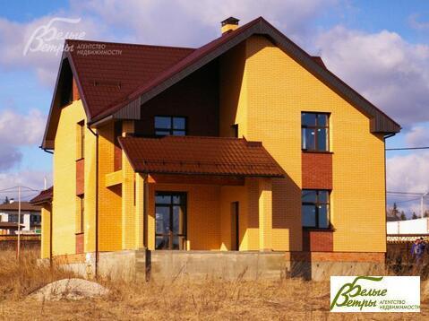 Дом266 кв. м,  12 сот, Калужское шоссе,  38 км,  Солнечный . - Фото 3
