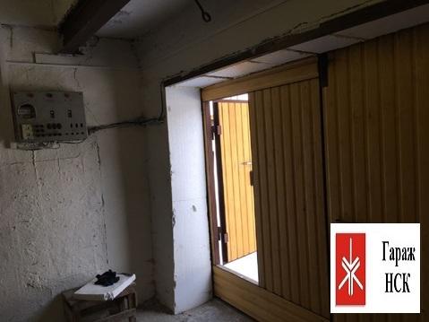Сдам капитальный гараж, ул. Ионосферная 1. ГСК Радуга № 17 - Фото 4