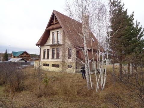 Космакова, новый кирпичный коттедж 220 кв.м. + 27 соток - Фото 1