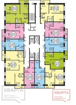 Продажа квартиры, Новосибирск, Ул. Северная, Продажа квартир в Новосибирске, ID объекта - 325991498 - Фото 1