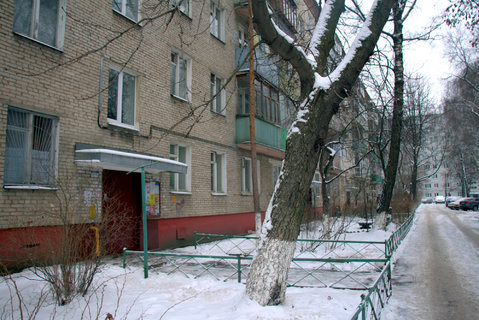 Трехкомнатная квартира рядом с м. Выхино - Фото 1