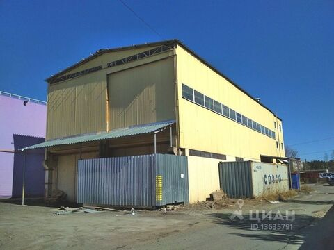 Продажа склада, Пермь, Ул. Докучаева - Фото 1