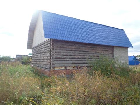 Предлагаем недостроенный дом в пос.Вахрушево по ул.40-летия Октября - Фото 3