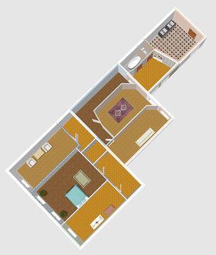 Продажа просторной 5- комн. квартиры в центре Санкт-Петербурга - Фото 4