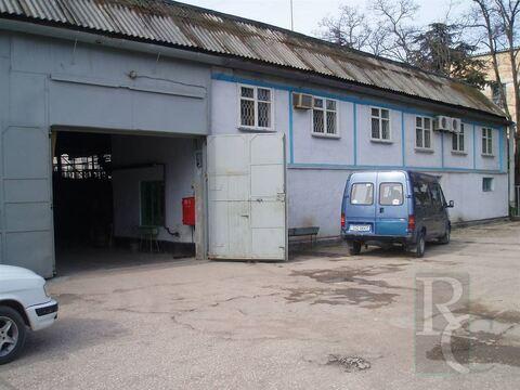 Продажа производственного помещения, Севастополь, Ул. Рыбаков - Фото 2