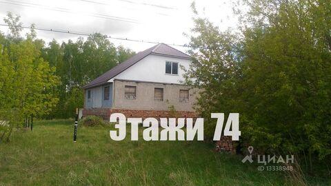 Дом в Челябинская область, Красноармейский район, с. Миасское ул. . - Фото 2