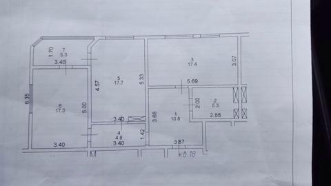 Продажа квартиры, Сочи, Ул. Бамбуковая, Купить квартиру в Сочи по недорогой цене, ID объекта - 321744042 - Фото 1