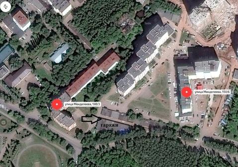 Кирпичный гараж 22 кв м по ул Менделеева - Фото 5