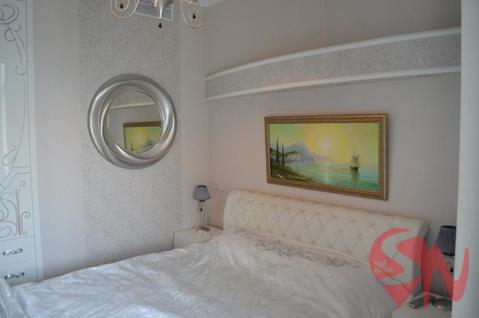 Продается 2-комнатные апартаменты в клубном доме в Алуште в 200 м - Фото 4