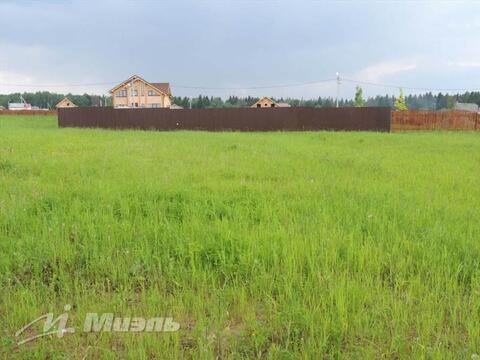 Продажа участка, Кореньки, Истринский район - Фото 1