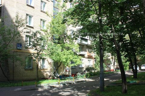 Продам двухкомнатную квартиру метро Преображенская площадь - Фото 1