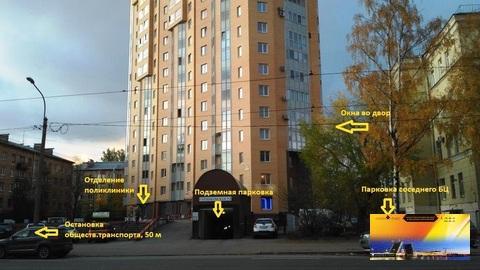 Хорошая квартира в современном доме на Сердобольской, м.Черная Речка - Фото 2