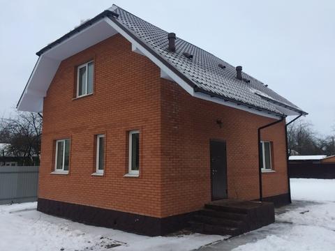 Дом 120 кв. м. на участке 8 соток в СНТ Новое Заборье - Фото 1